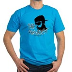 The Realest Men's Fitted T-Shirt (dark)