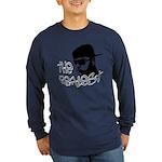 The Realest Long Sleeve Dark T-Shirt