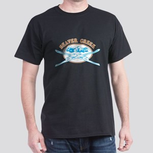 Beaver Creek Crossed-Skis Badge Dark T-Shirt