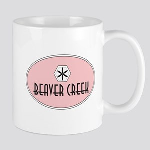 Beaver Creek Retro Patch Mug