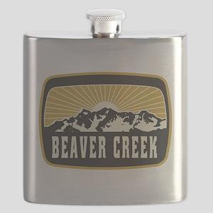 Beaver Creek Sunshine Patch Flask