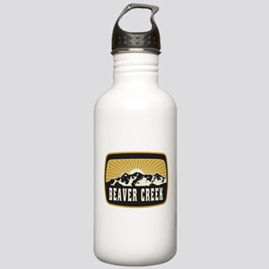 Beaver Creek Sunshine Patch Stainless Water Bottle