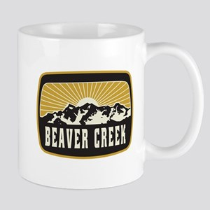Beaver Creek Sunshine Patch Mug