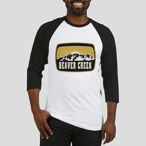 Beaver Creek Sunshine Patch Baseball Jersey