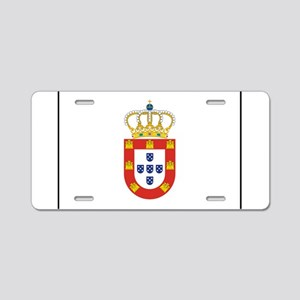 Portugal - National Flag - 1667 Aluminum License P