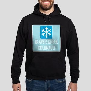 Beaver Creek Snowflake Hoodie (dark)