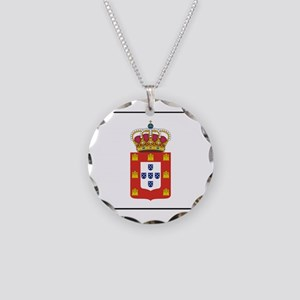 Portugal - National Flag - 1707 Necklace Circle Ch