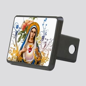 Immaculate Heart of Mary Rectangular Hitch Cover