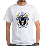 Easton Coat of Arms White T-Shirt