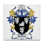 Easton Coat of Arms Tile Coaster