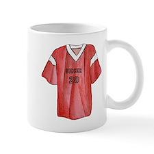 Soccer Jersey Mug