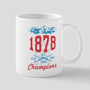 Ski Cooper Cliff Huck Champions Mug