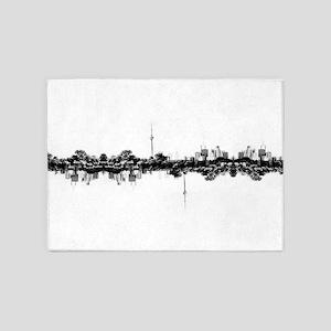 Toronto Reflection 5'x7'Area Rug
