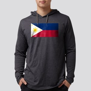 Philippines - National Flag - 1936-1943 Mens Hoode
