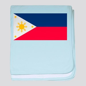 Philippines - National Flag - 1936-1943 baby blank