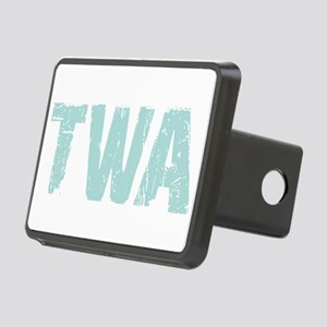 TWA - That Was Awkward Rectangular Hitch Cover