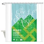 Sound of Music Shower Curtain