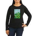 Sound of Music Women's Long Sleeve Dark T-Shirt