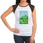 Sound of Music Women's Cap Sleeve T-Shirt
