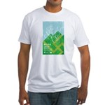 Sound of Music Fitted T-Shirt