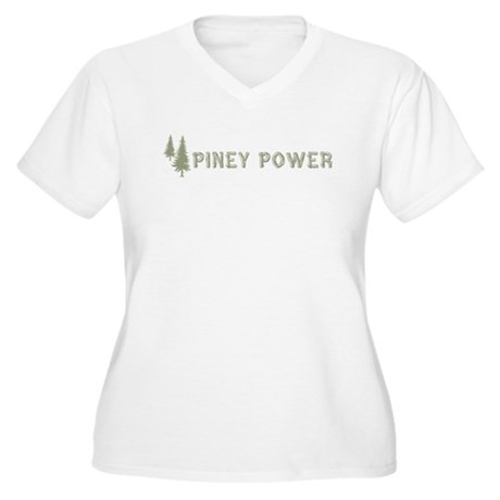 pineypower2 Plus Size T-Shirt