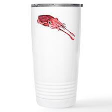 digital cuttlefish.jpeg Stainless Steel Travel Mug