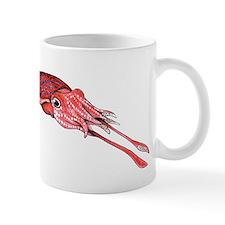 digital cuttlefish.jpeg Mug