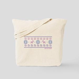 Keystone Fireside Sweater Tote Bag