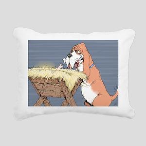 The Gift Rectangular Canvas Pillow