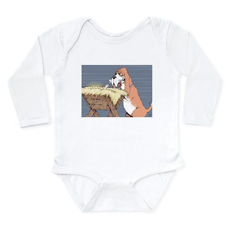 The Gift Long Sleeve Infant Bodysuit