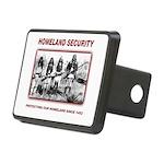 Homeland Security Native Perspective Rectangular H