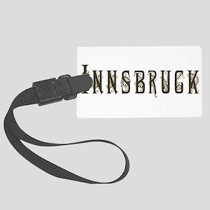 Innsbruck Large Luggage Tag