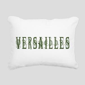 Versailles Rectangular Canvas Pillow