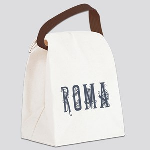 Roma 2 Canvas Lunch Bag