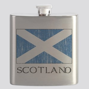Scotland Flag Flask