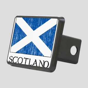 Scotland Flag Rectangular Hitch Cover