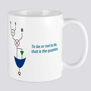 To be or not to be, that is the question Mug
