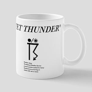 Wet Thunder Mug