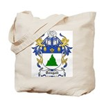 Dobbie Coat of Arms Tote Bag