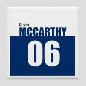 McCarthy 06 Tile Coaster