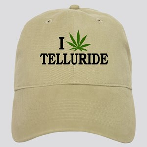 I Love Cannabis Telluride Colorado Cap