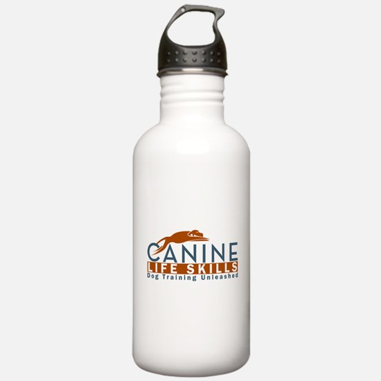 Canine Life Skills Water Bottle