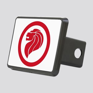 RSiAF roundel Rectangular Hitch Cover