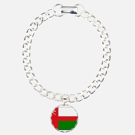 Oman - National Flag - 1970-1995 Bracelet