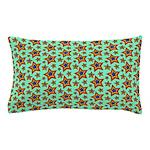 Rainbow Star Pattern Pillow Case