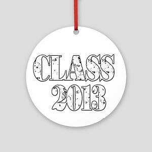CLASS2013 Ornament (Round)