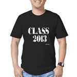 CLASS2013 Men's Fitted T-Shirt (dark)