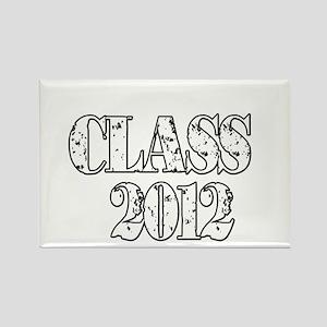 Class 2012 Rectangle Magnet