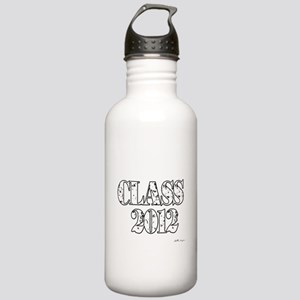 Class 2012 Stainless Water Bottle 1.0L