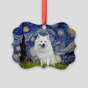 card-Starry-EskimoSp1 Picture Ornament